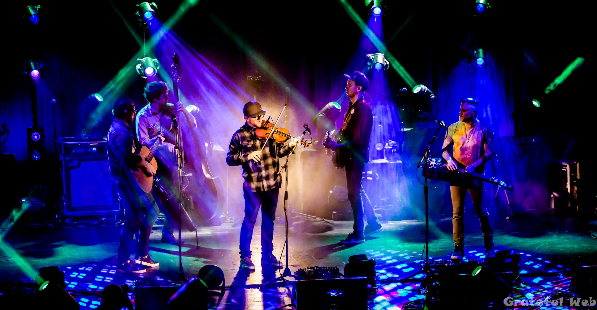 Infamous Stringdusters will headline Friday night