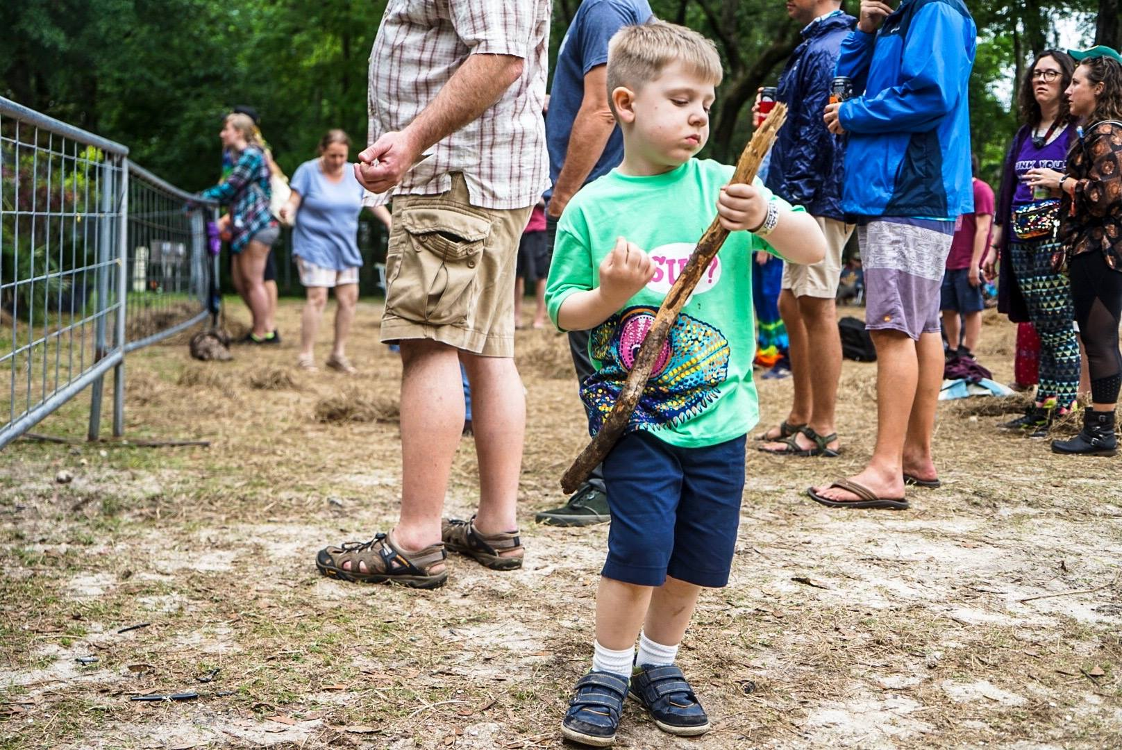 Suwannee is a great place for kids of all ages