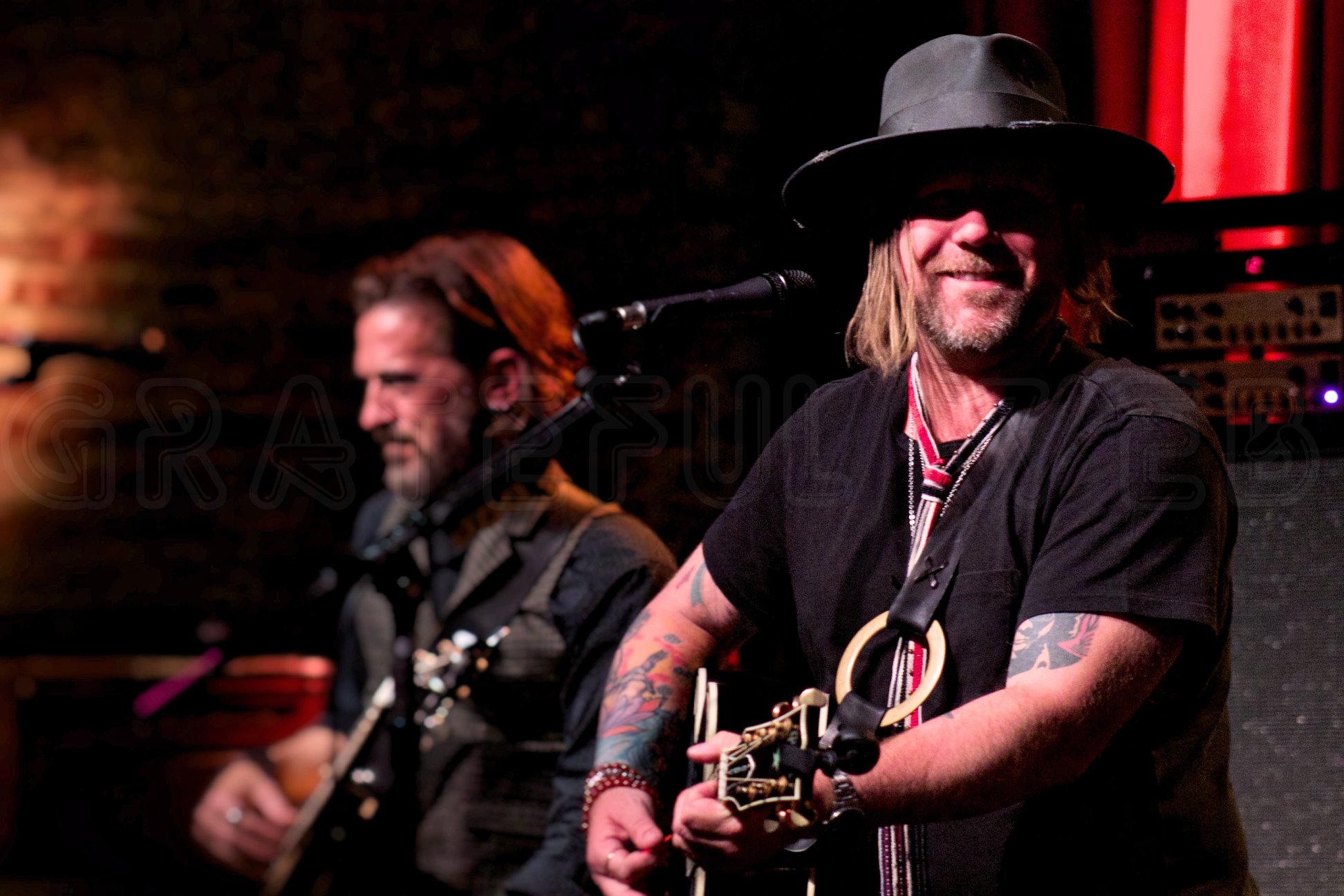 Barry Oakley Jr. and Devon Allman