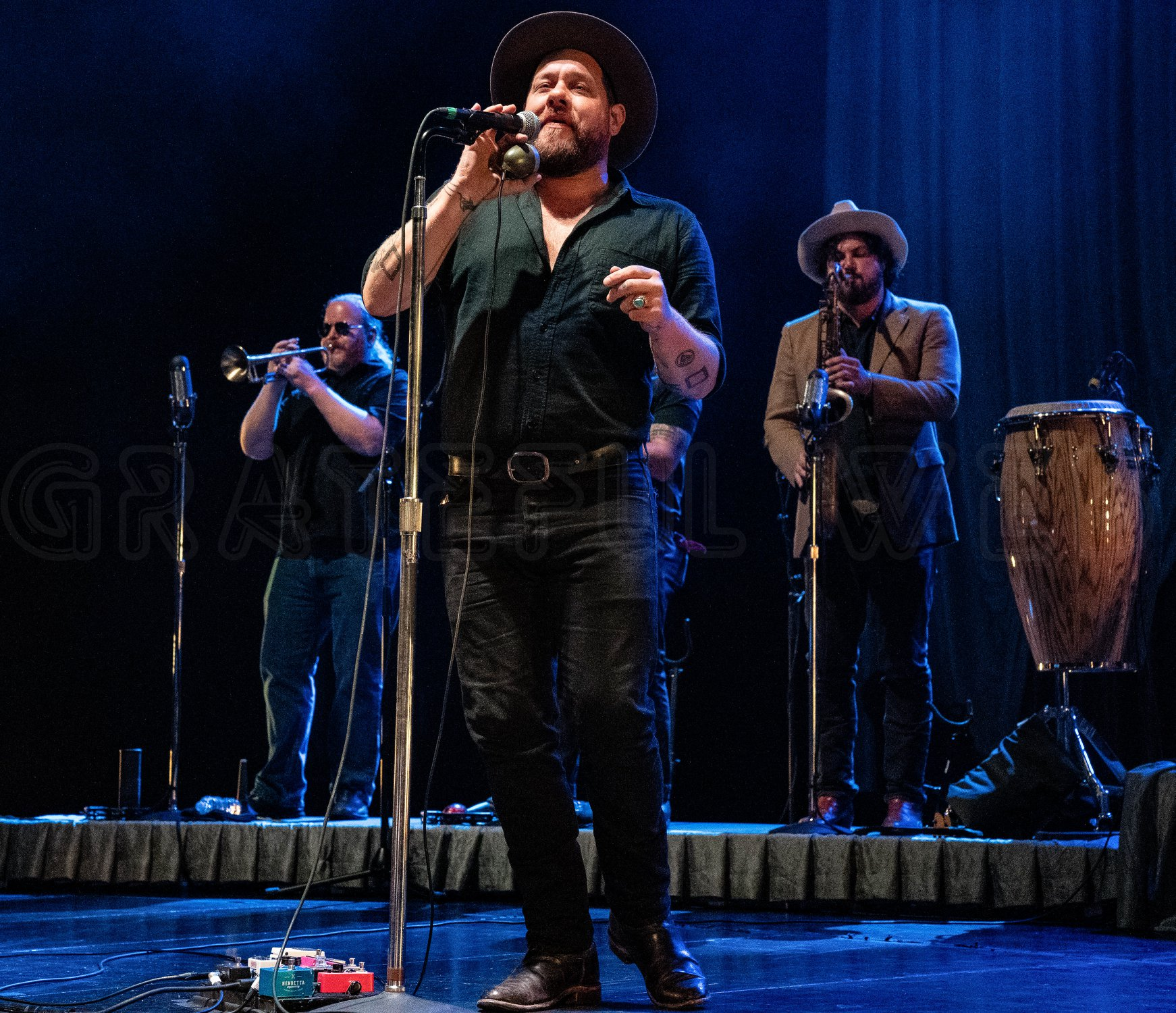 Nathaniel Rateliff & The Night Sweats | Saenger Theatre