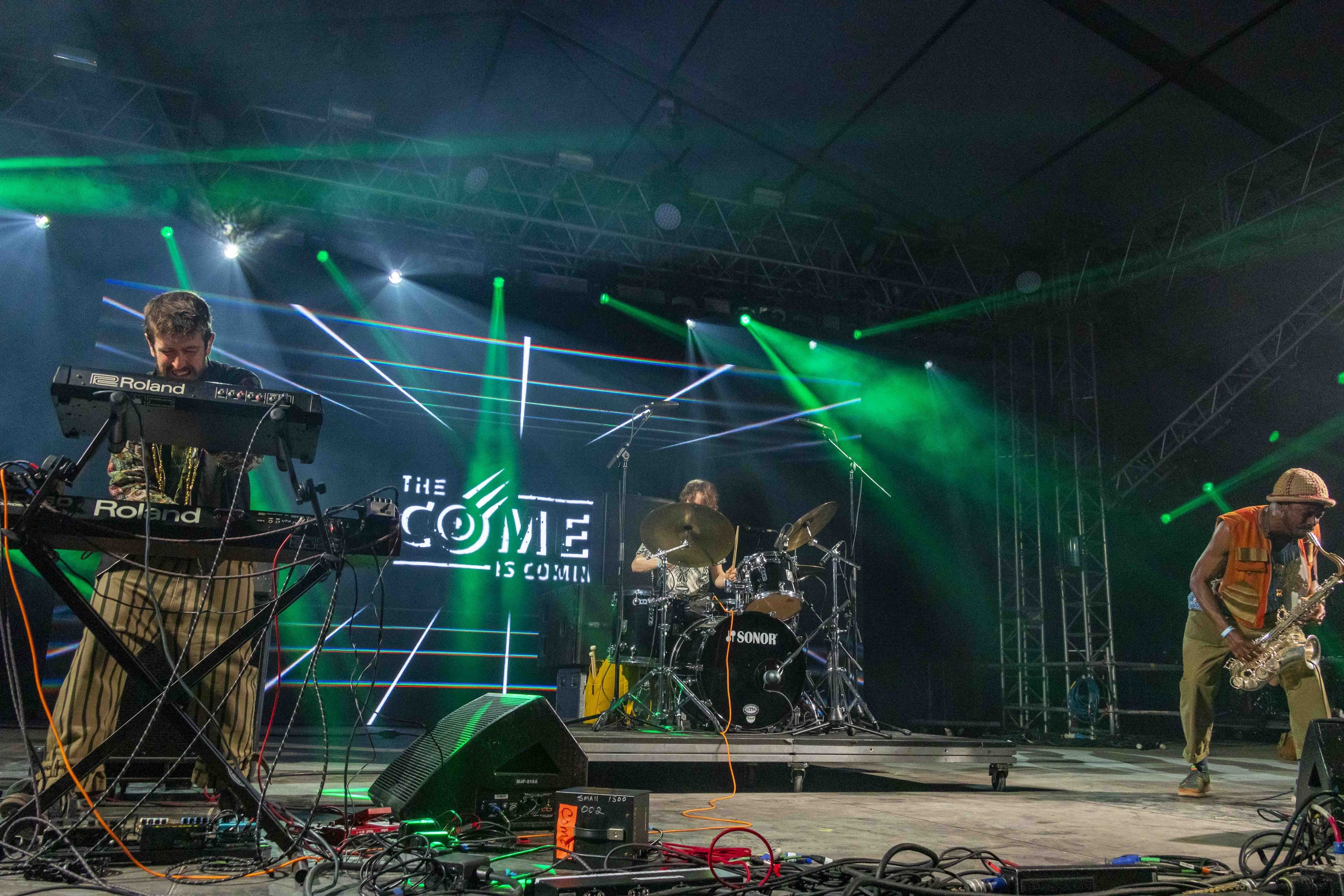 The Comet is Coming | Bonnaroo