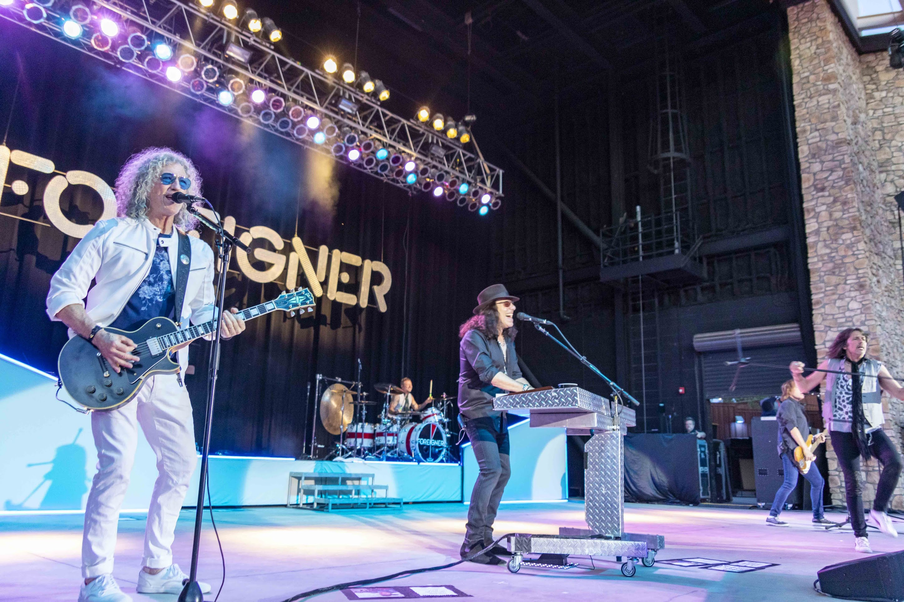 Foreigner | Paso Robles, California
