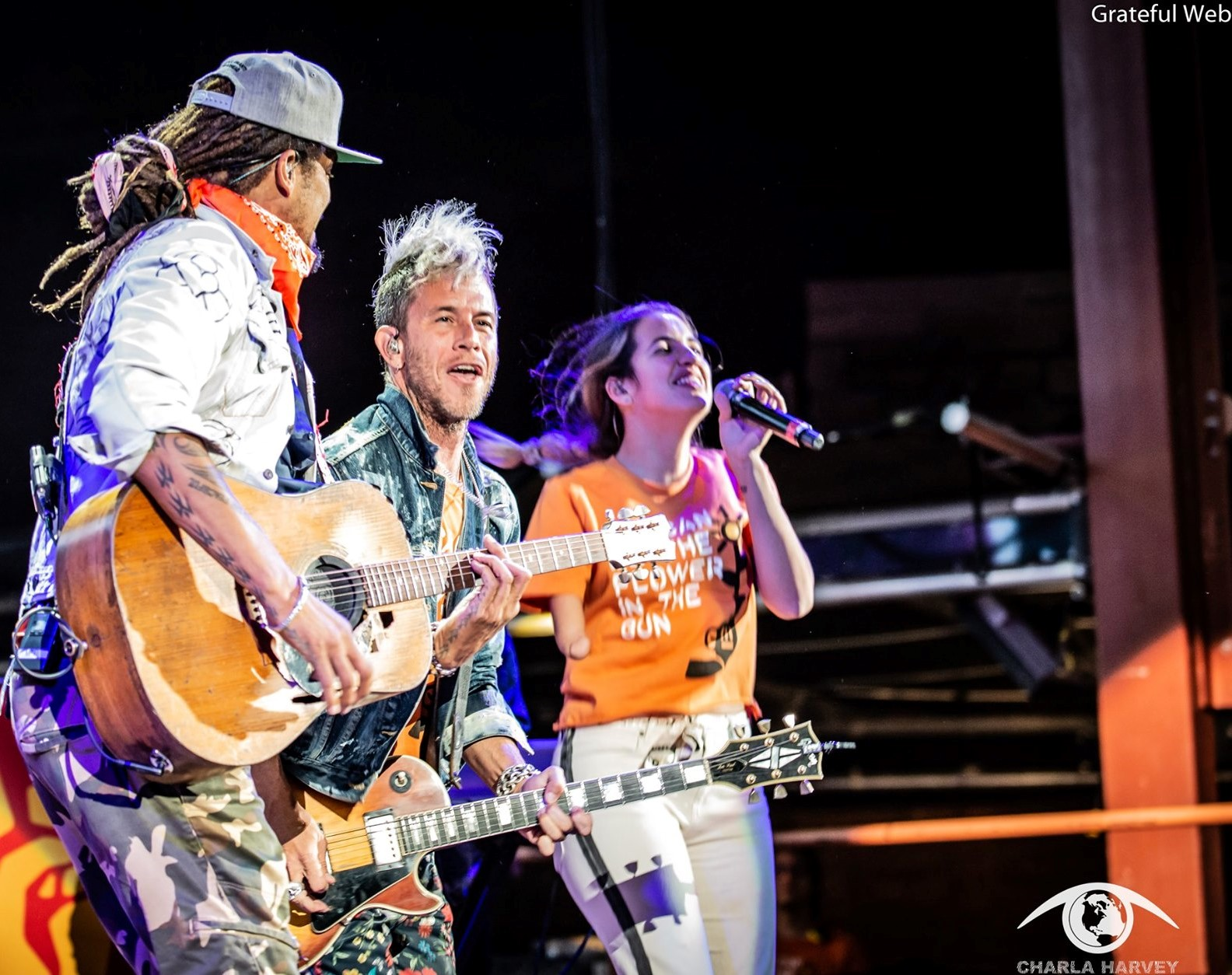 Victoria Canal with Michael Franti & Spearhead