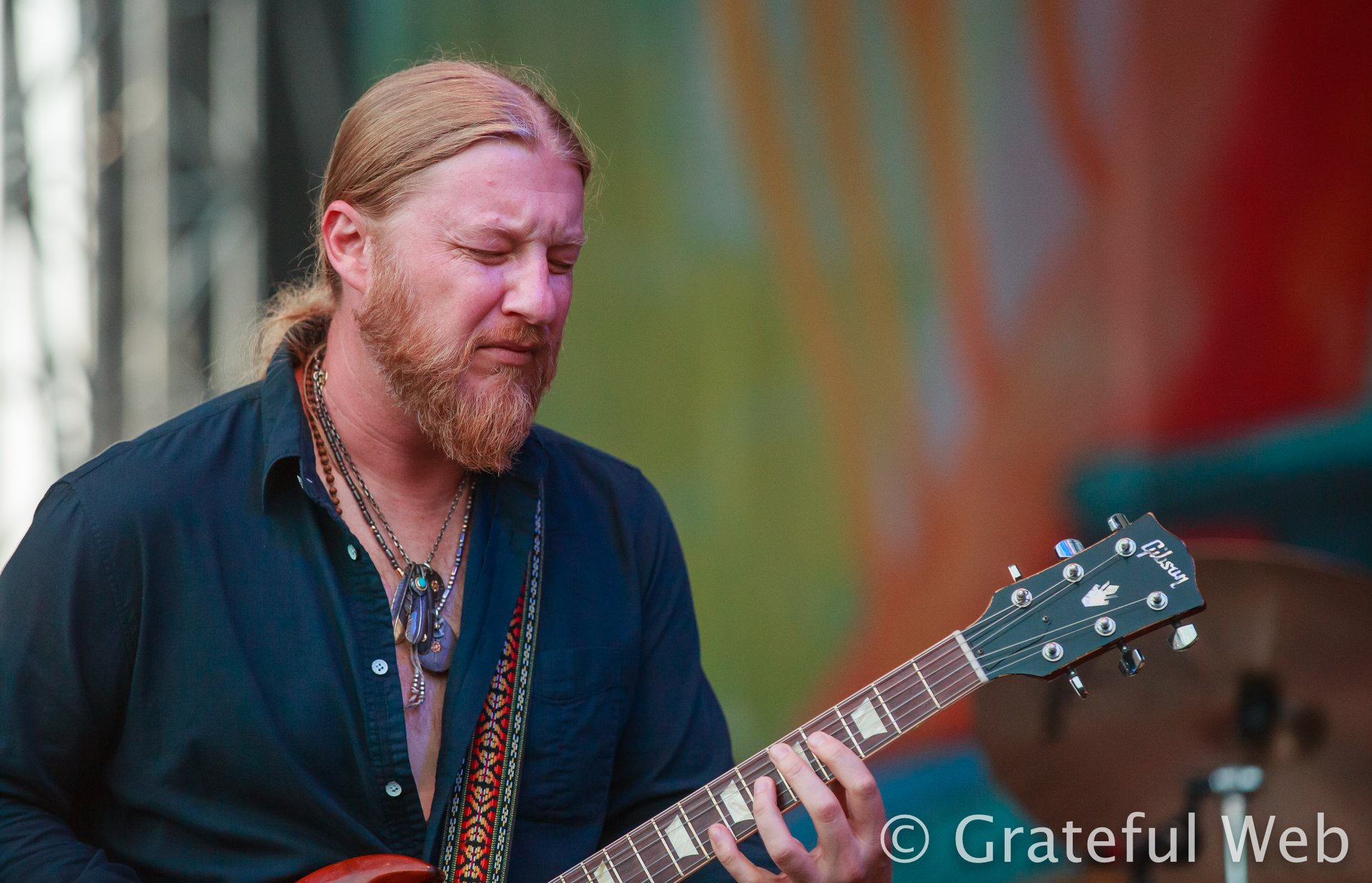 Derek Trucks | Levitate Music and Arts Festival
