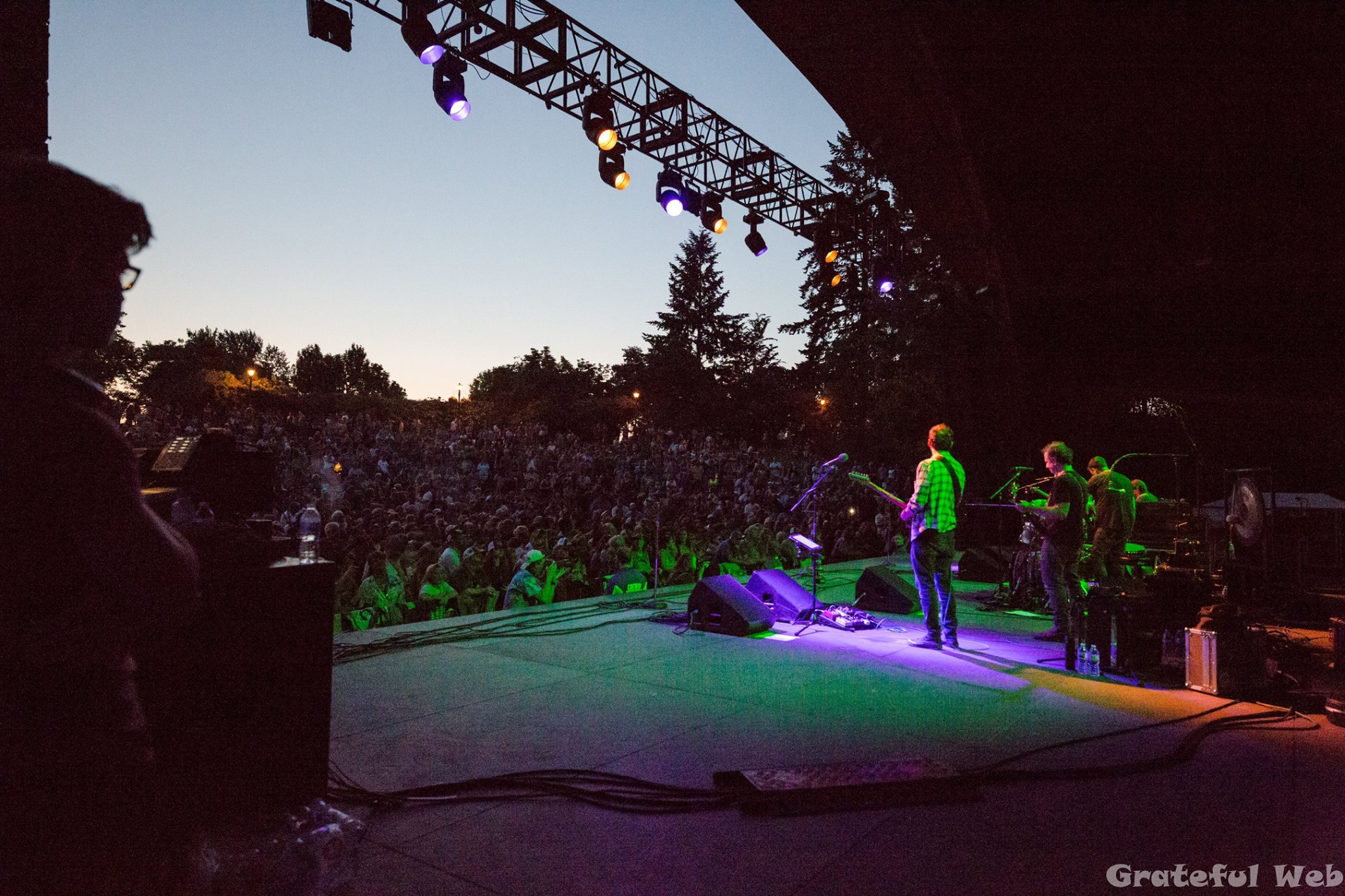 Joe Russo's Almost Dead | Cuthbert Amphitheatre