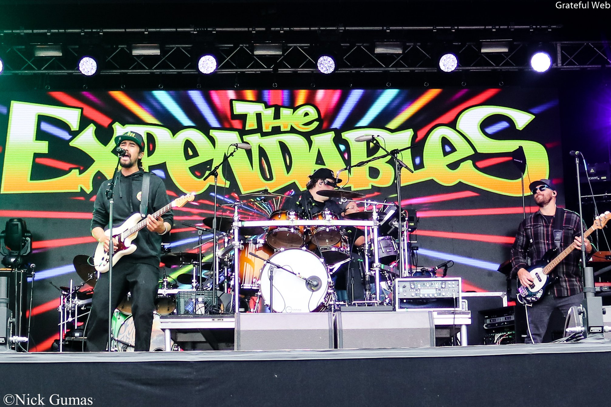 The Expendables | Monterey, CA