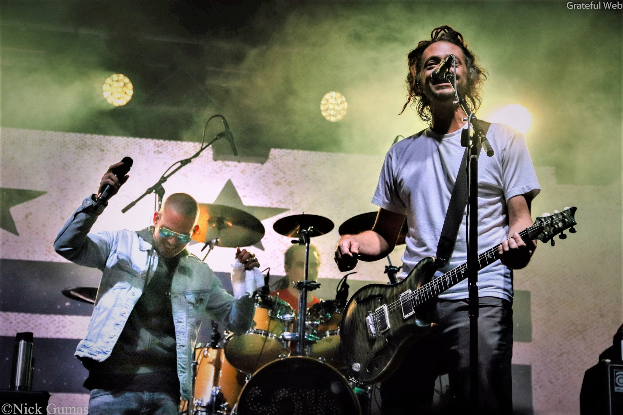 Collie Buddz with SOJA | Cali Roots