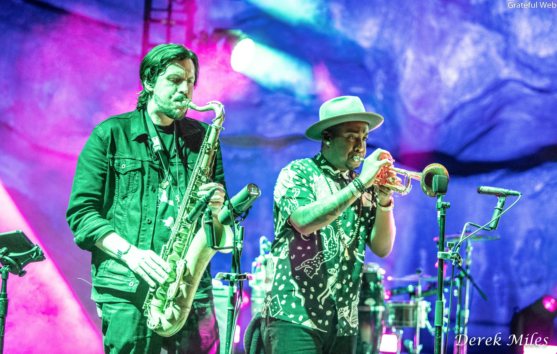 The Motet | Red Rocks Amphitheatre