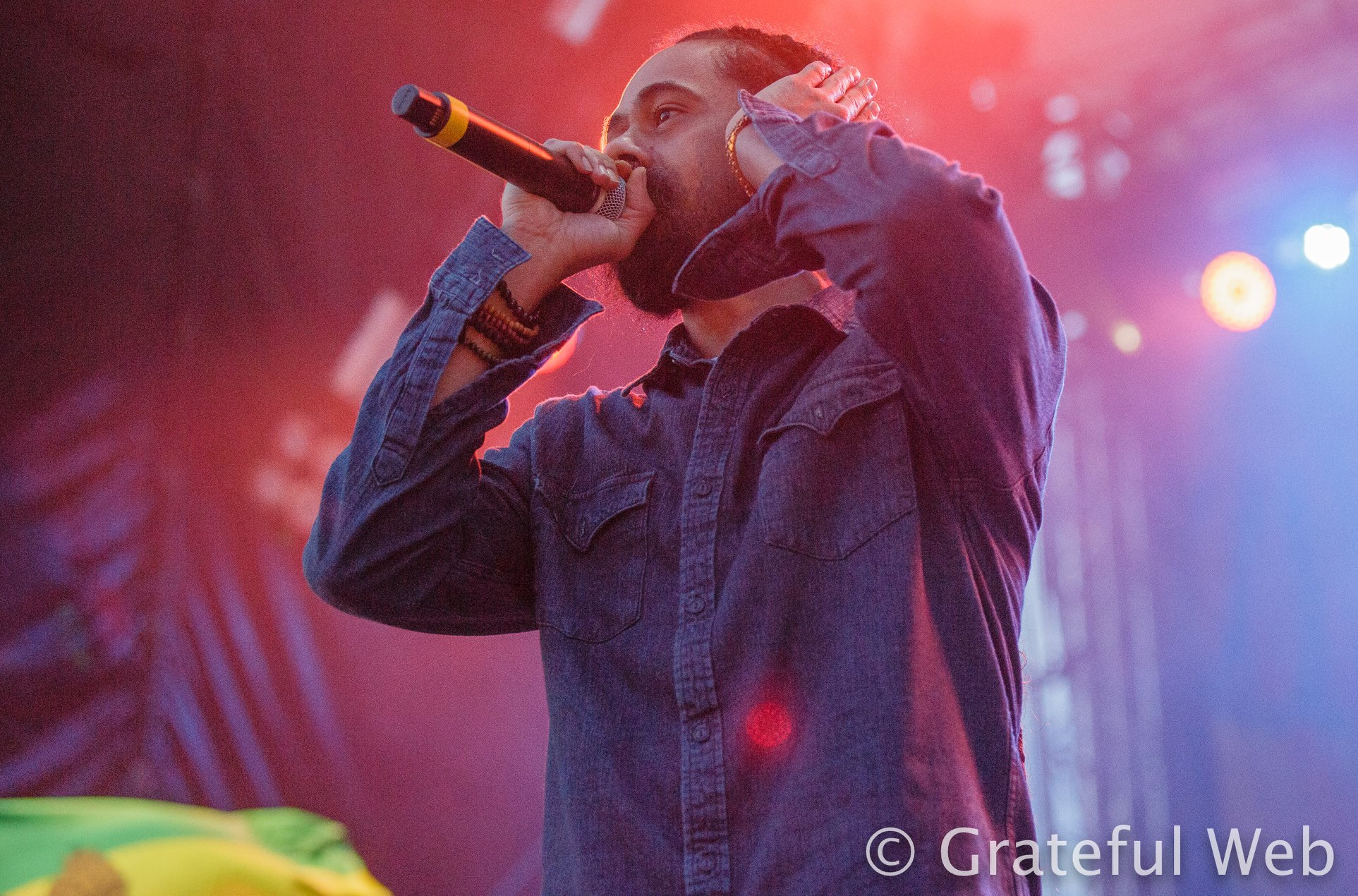 Damian Marley | Levitate Music Festival