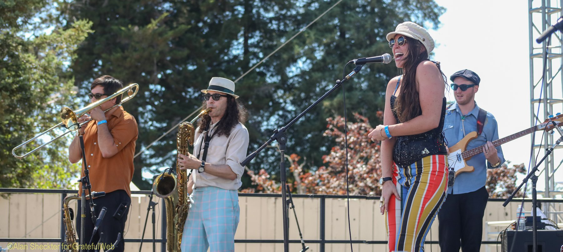 Royal Jelly Jive | Petaluma Music Festival
