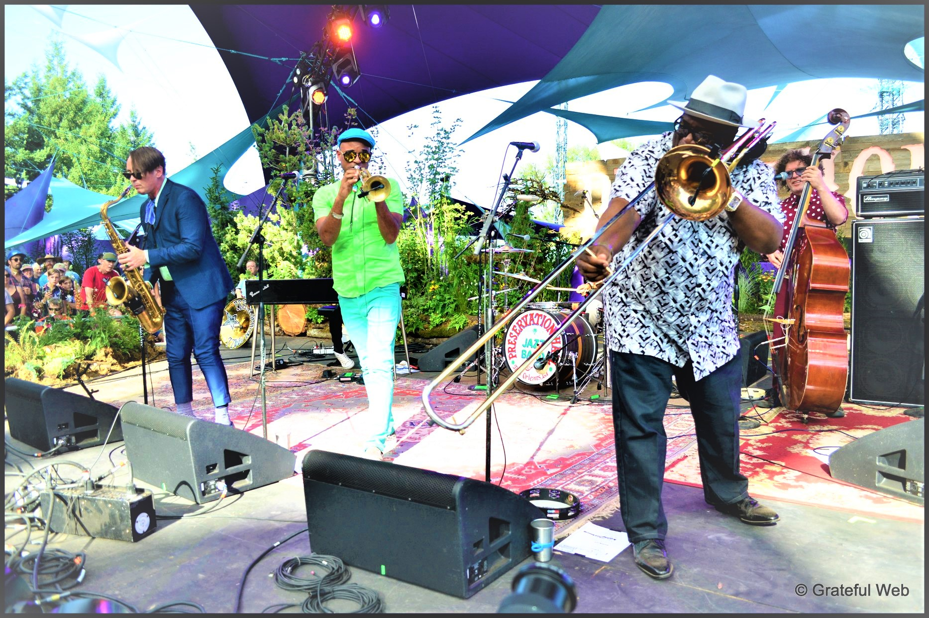Preservation Hall Jazz Band | Pickathon 2019