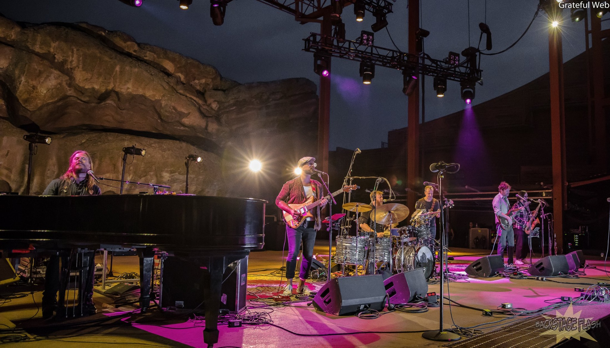 Joe Russo's Almost Dead | Red Rocks Amphitheatre