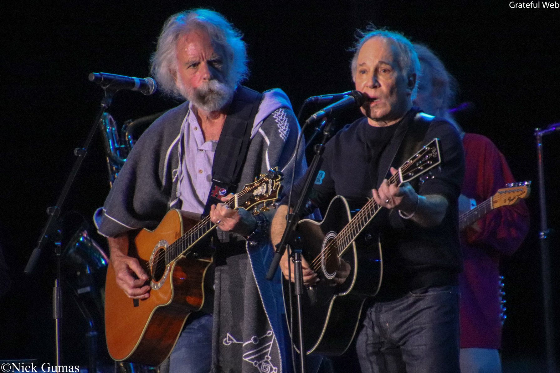 Bob Weir & Paul Simon | Outside Lands