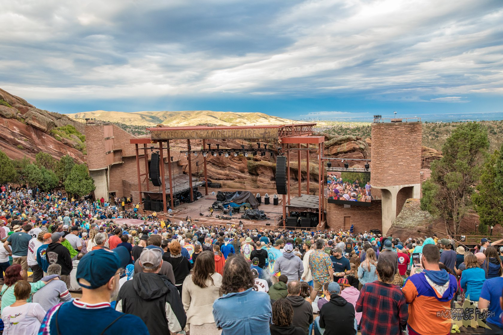 Red Rocks Amphitheatre | 9/8/19