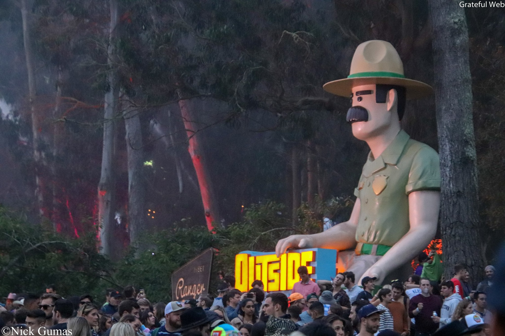 Outside Lands | San Francisco, CA