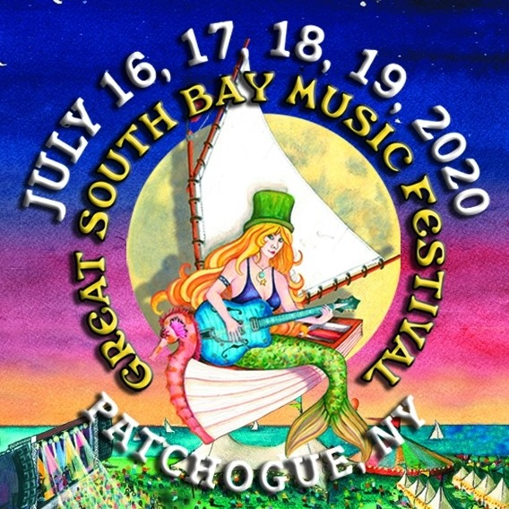 GREAT SOUTH BAY MUSIC FESTIVAL CELEBRATING IT'S 14 TH ANNIVERSARY