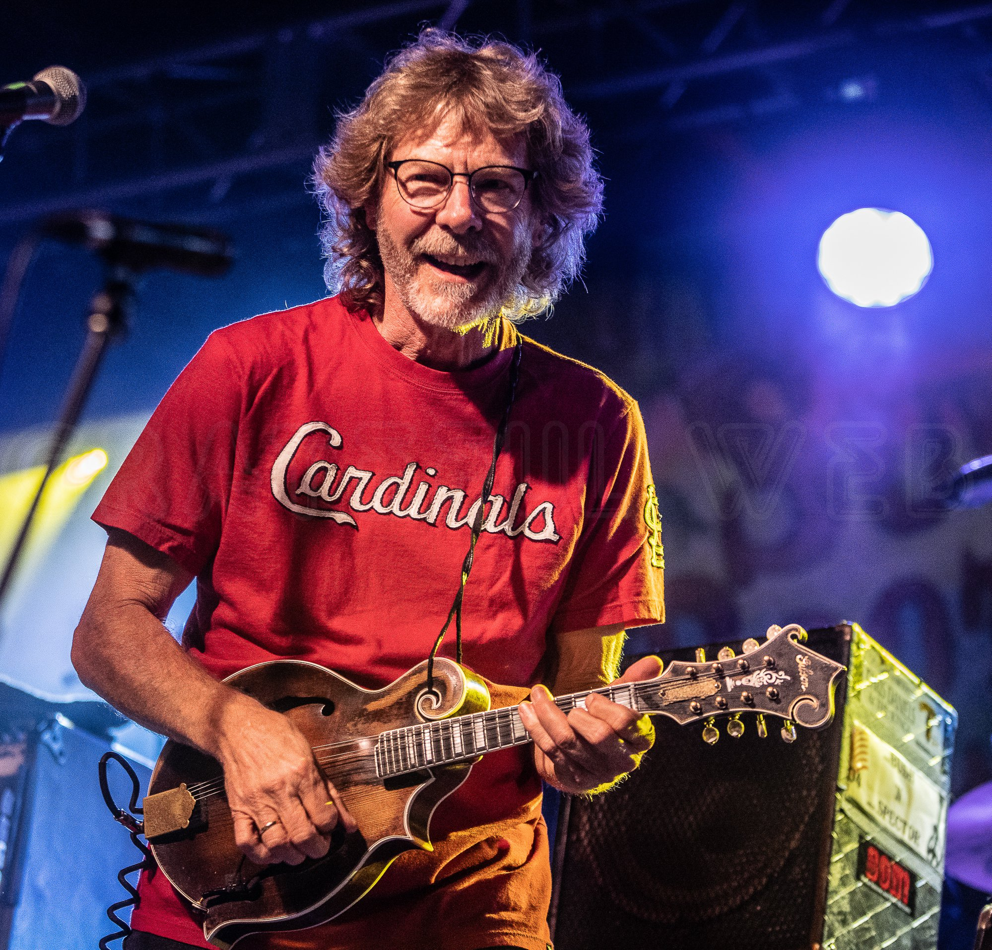 Sam Bush | Suwannee Roots Revival