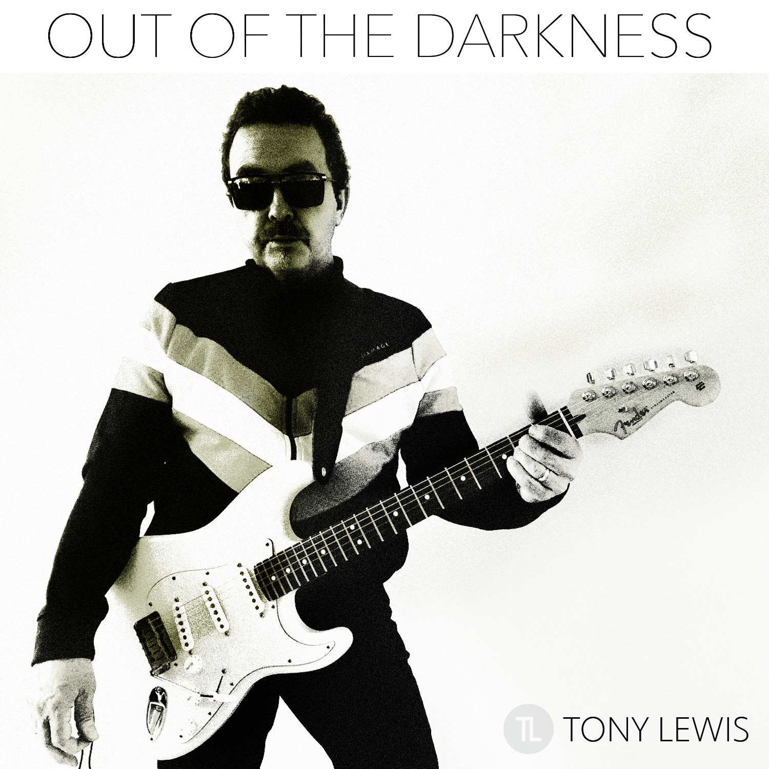 Tony Lewis: Out Of The Darkness