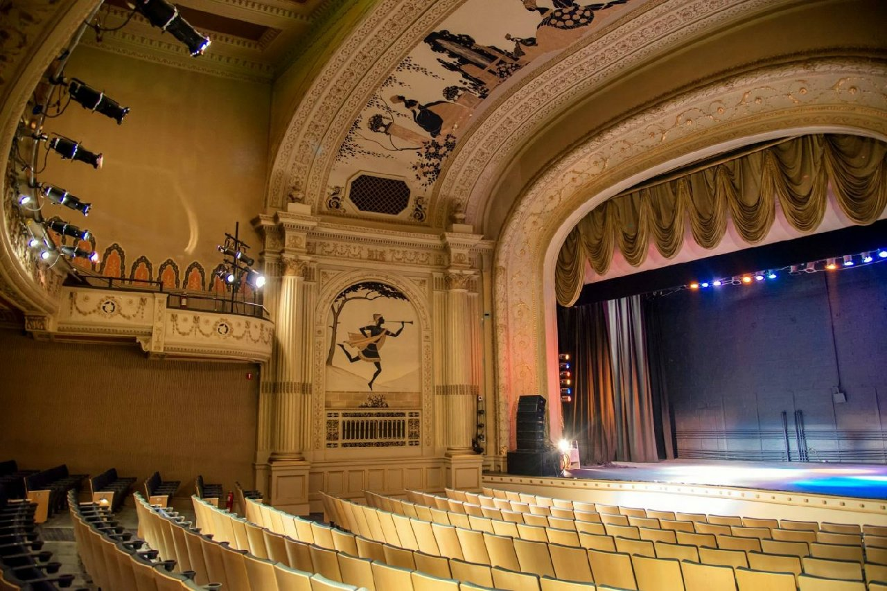 The Cabot Theater | Beverly, Mass