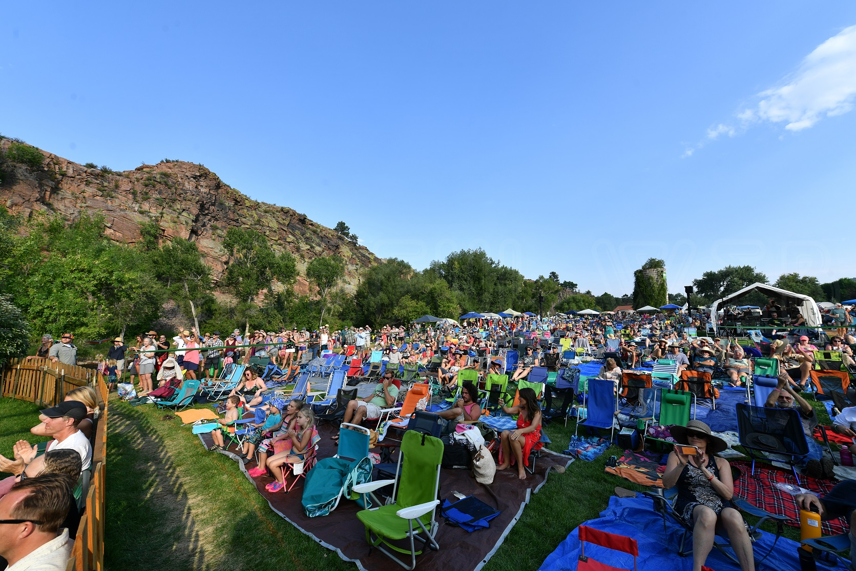 Folks Fest @ Planet Bluegrass | Lyons, CO