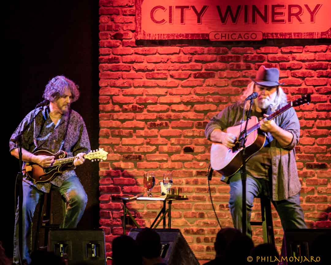 Drew & Vince | City Winery Chicago