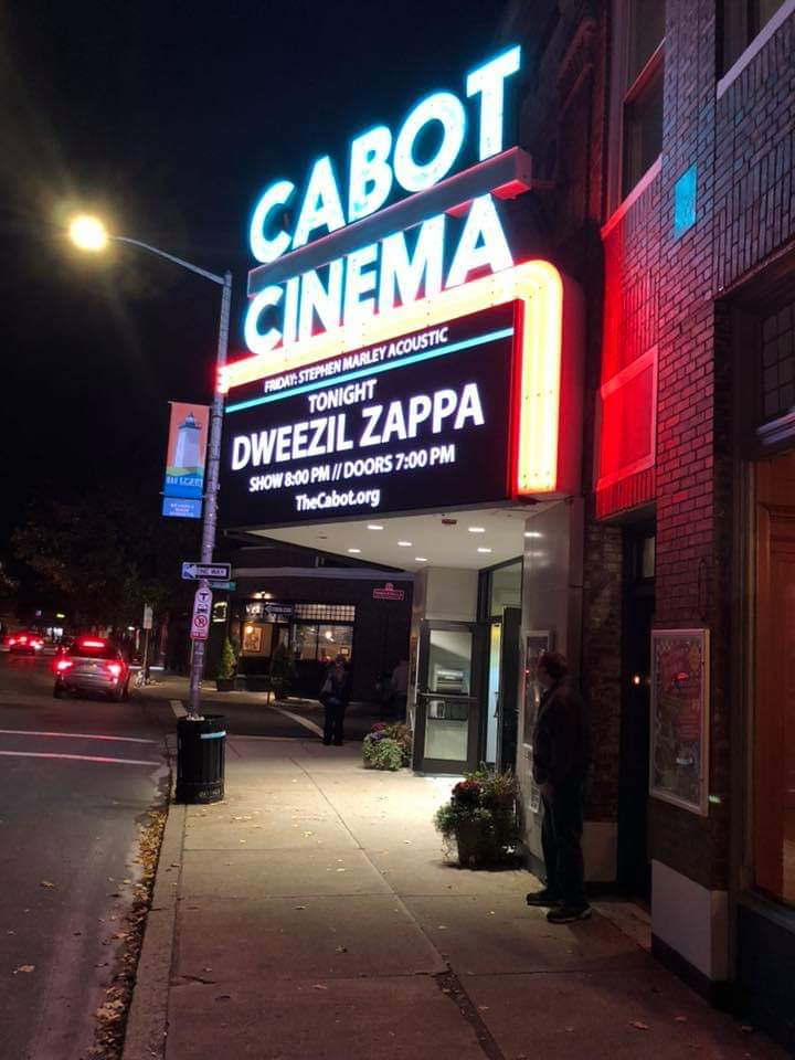 Cabot Theater