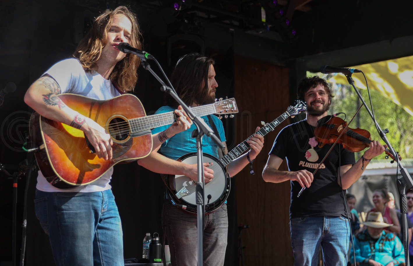 Billy Strings & his band | Live Oak, FL