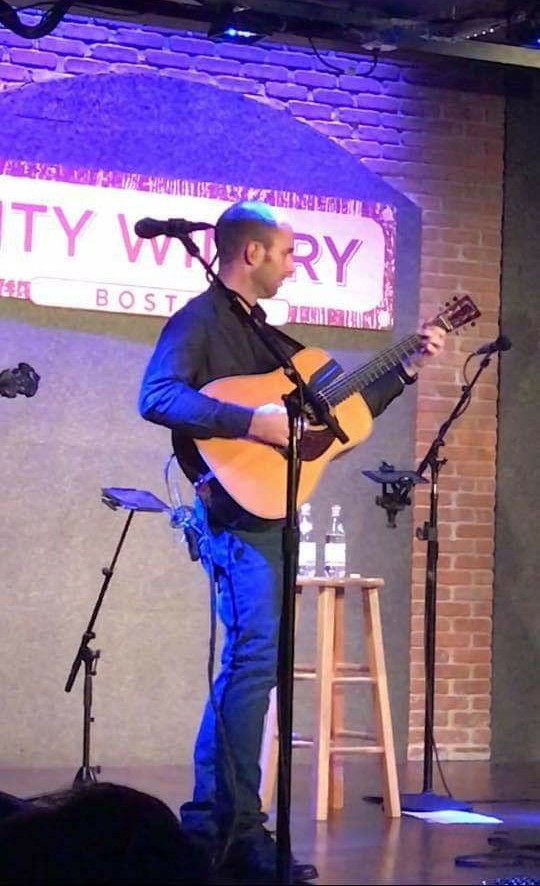 Cody Kilby - City Winery - Boston