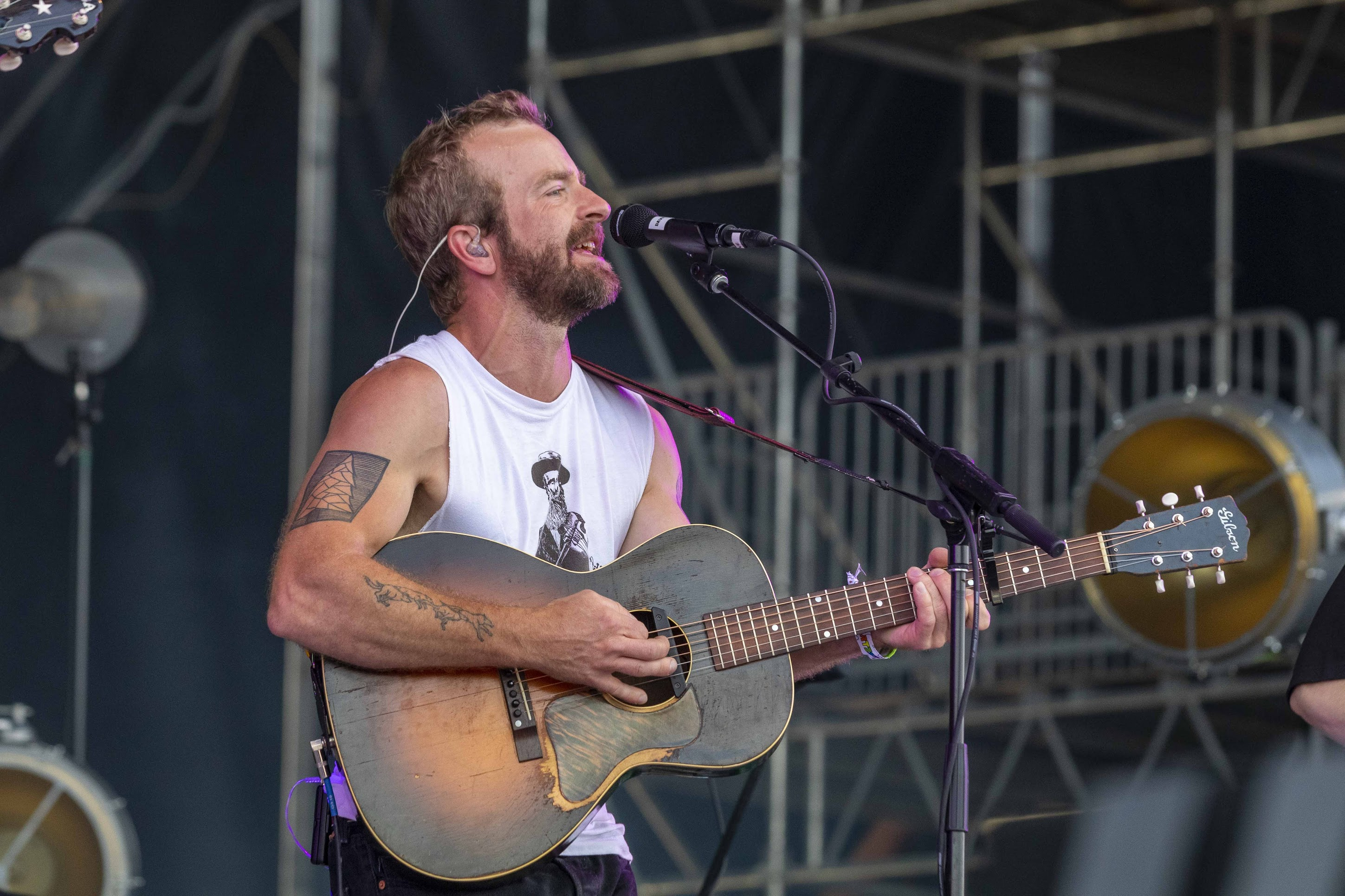 Dave Simonett | Trampled by Turtles