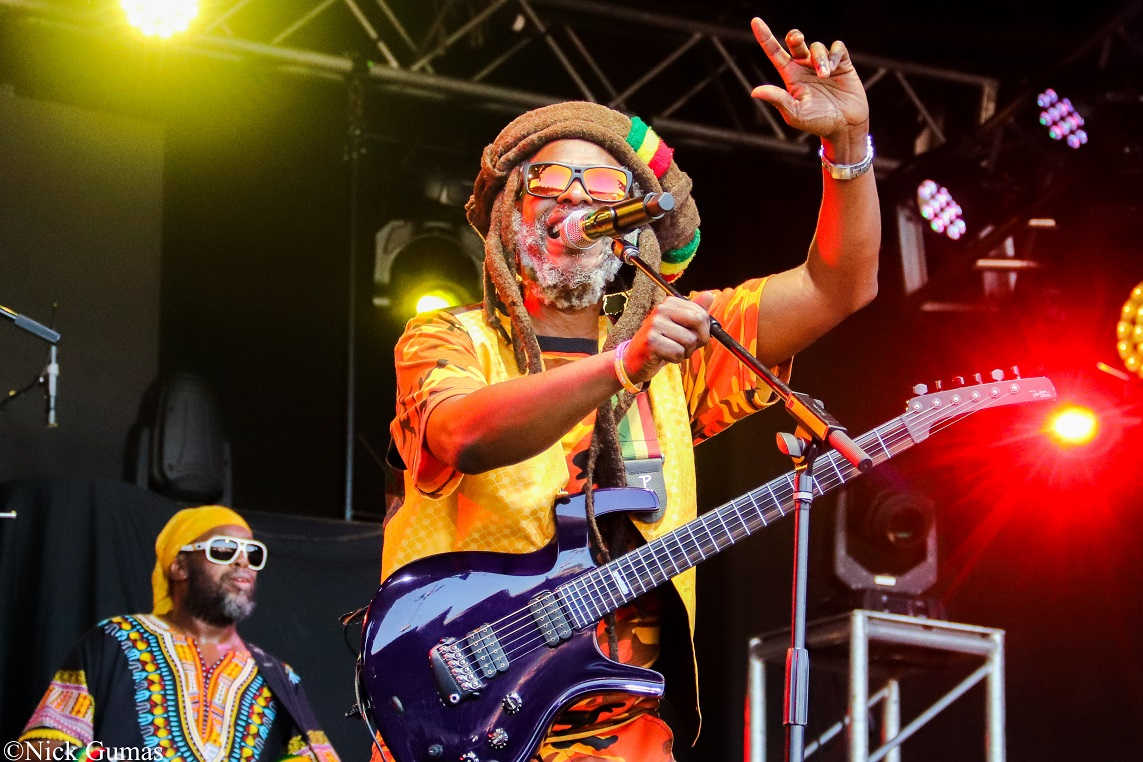 Steel Pulse | California Roots & Music Festival