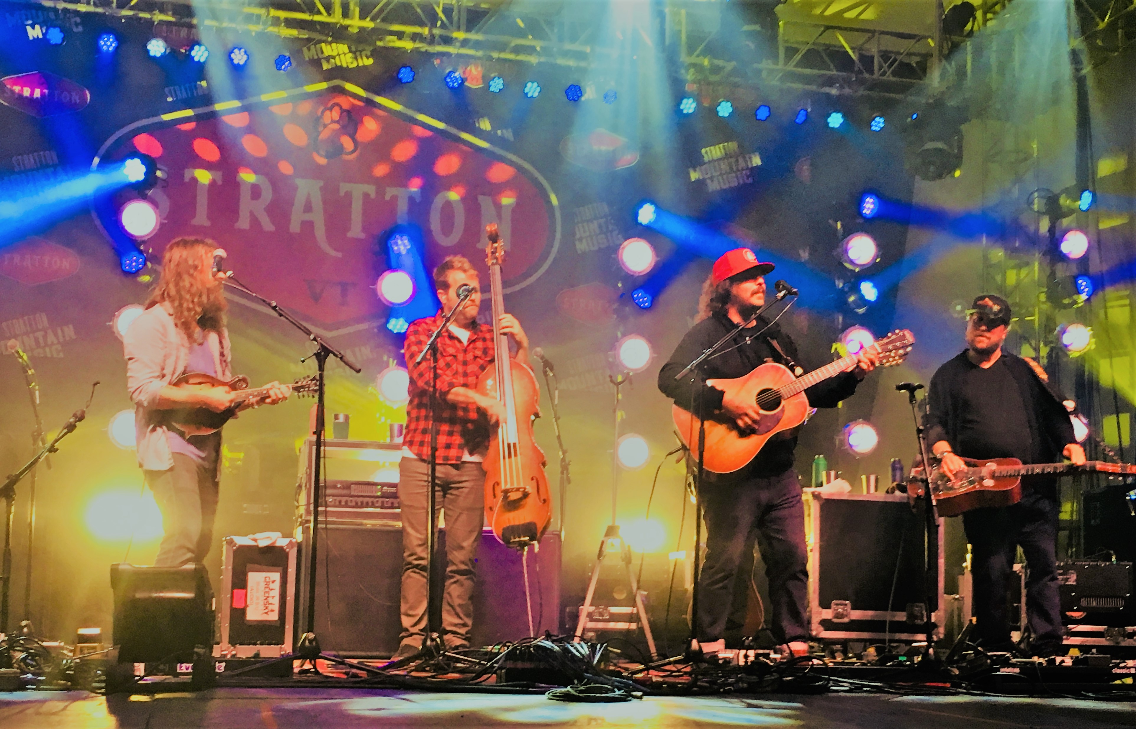 Greensky Bluegrass | Stratton, VT | photo by Jacqui Morton