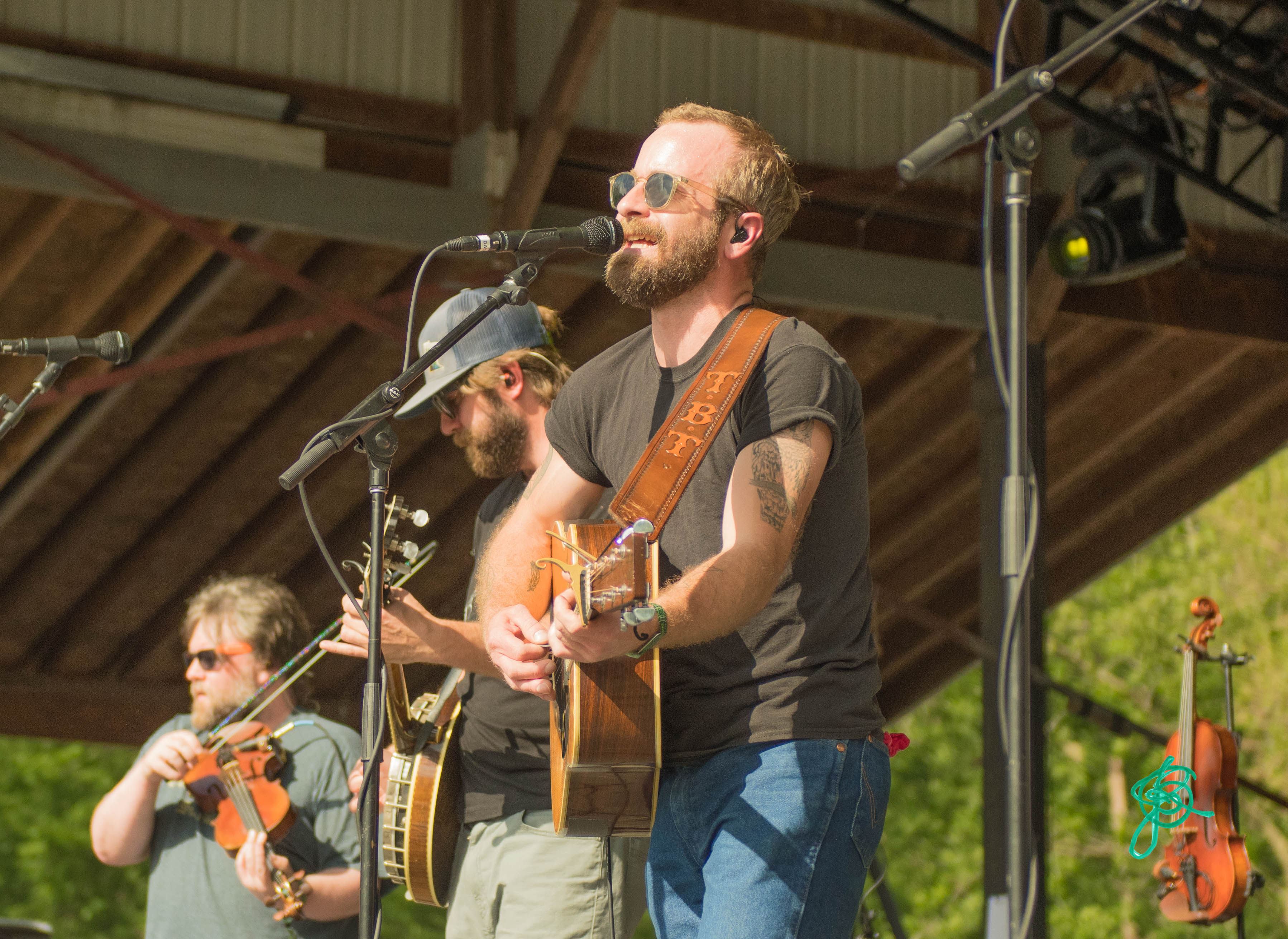 Trampled by Turtles @ Summer Camp 2019