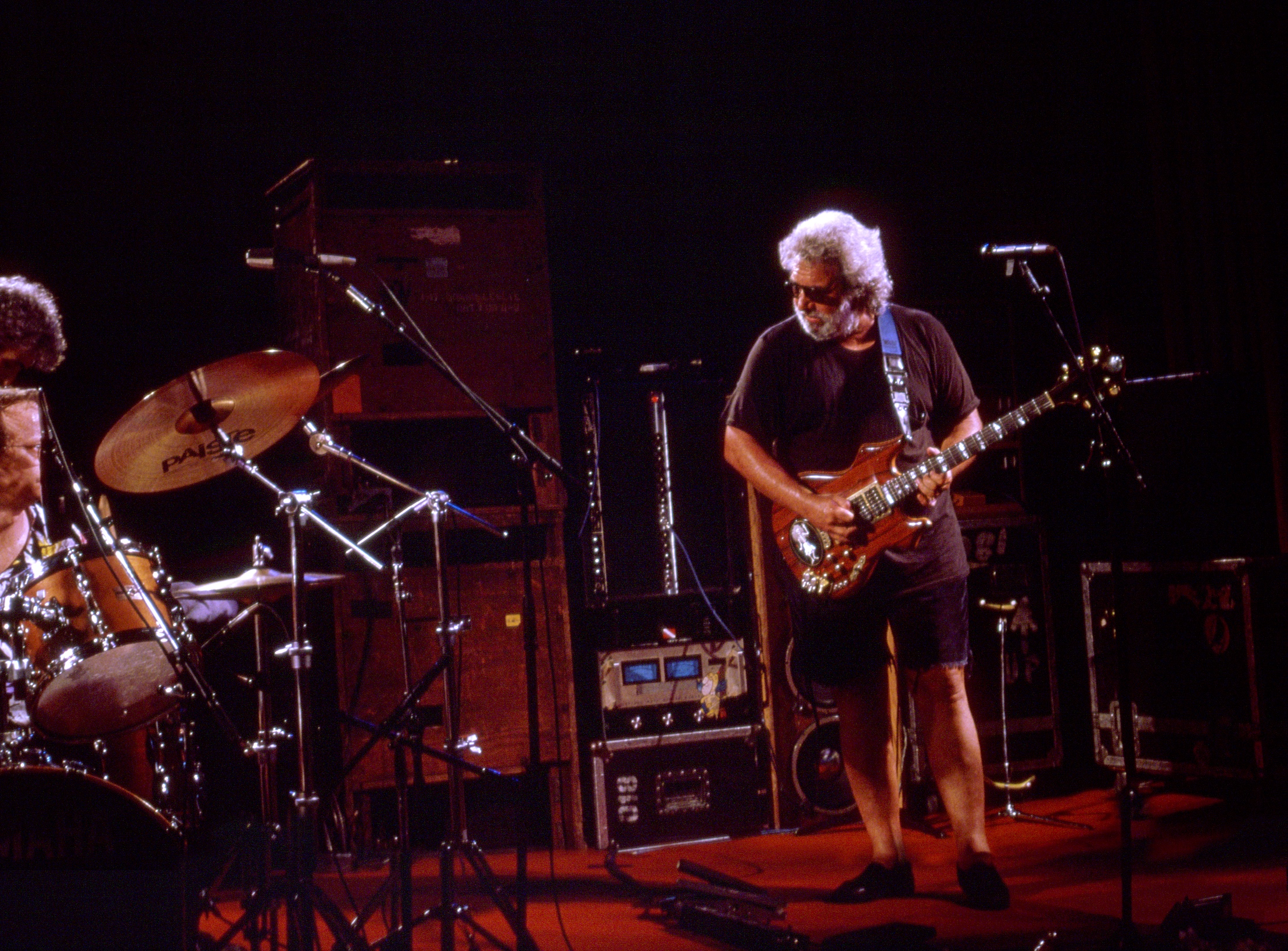 Jerry Garcia Band | Hilo, Hawaii | photo by Bill Smythe