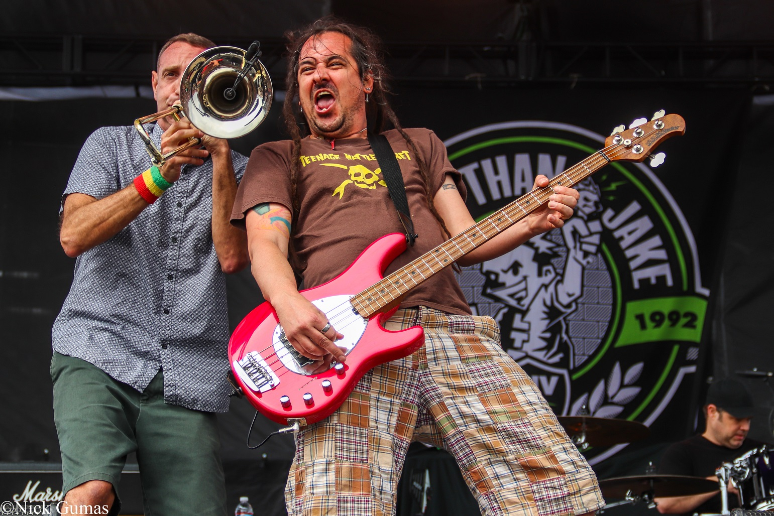Less Than Jake | Back to the Beach Festival