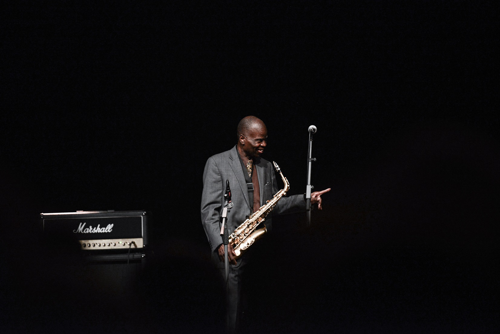Maceo Parker - photo by Sabrina Feige
