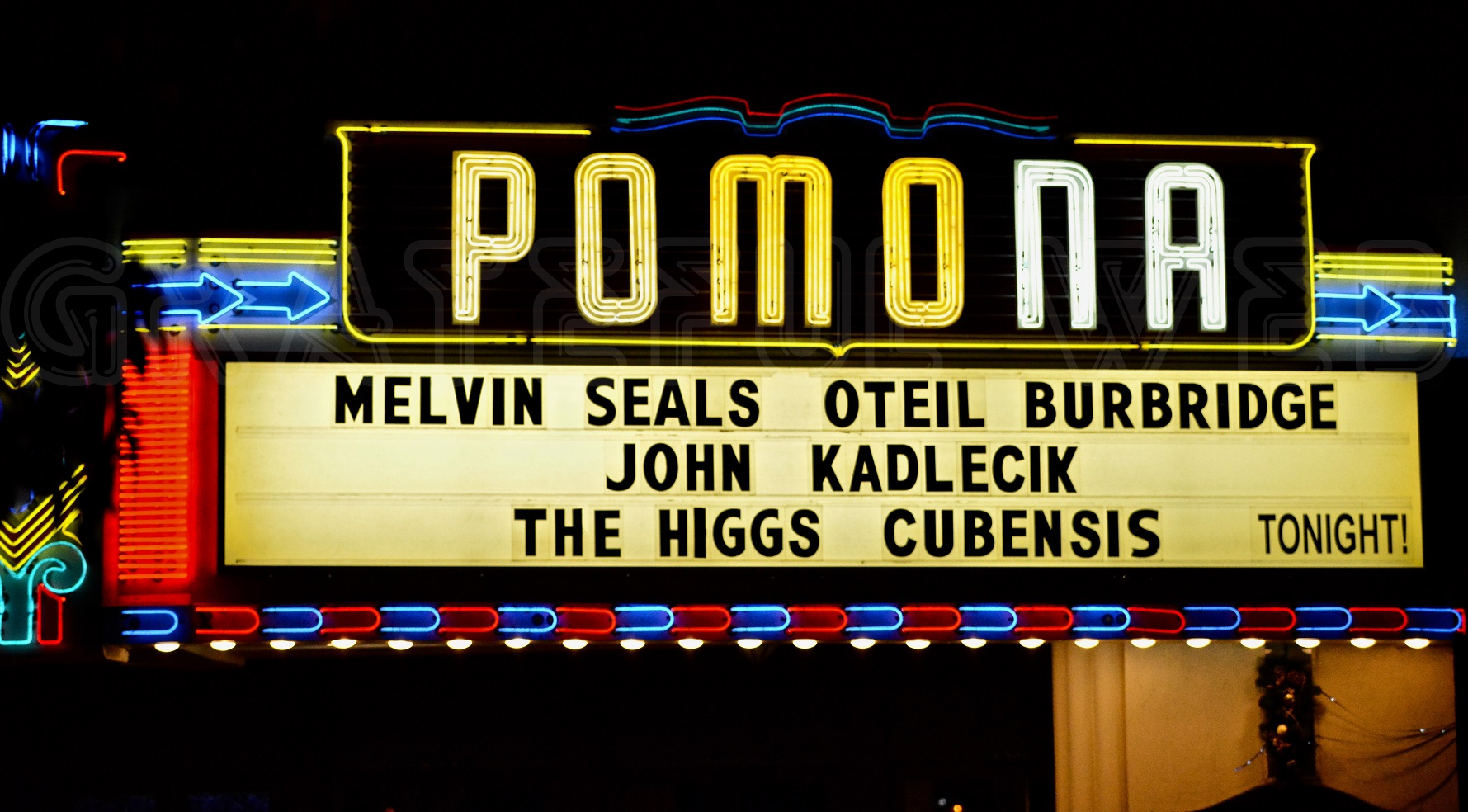 The Fox Theater -- Pomona, California