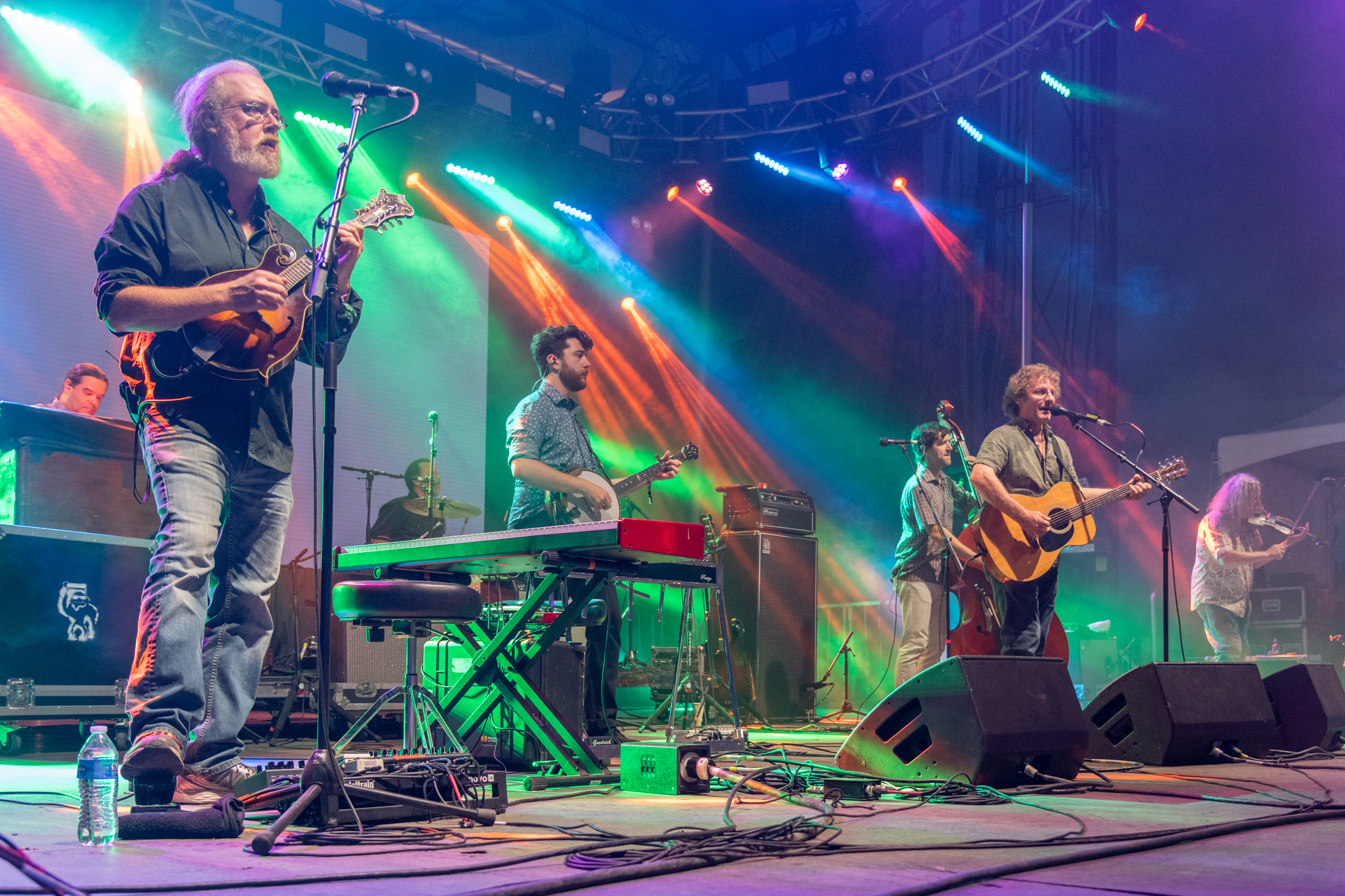Railroad Earth - photo by Murray