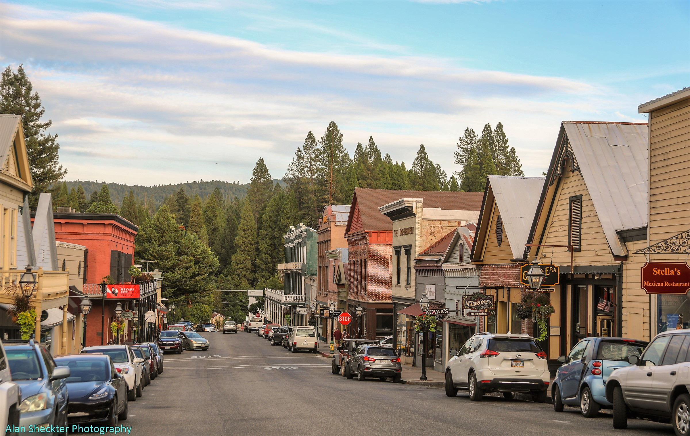 Nevada City Theater | Nevada City, CA