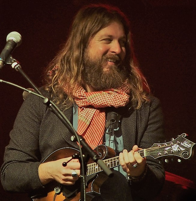 Paul Hoffman | Greensky Bluegrass