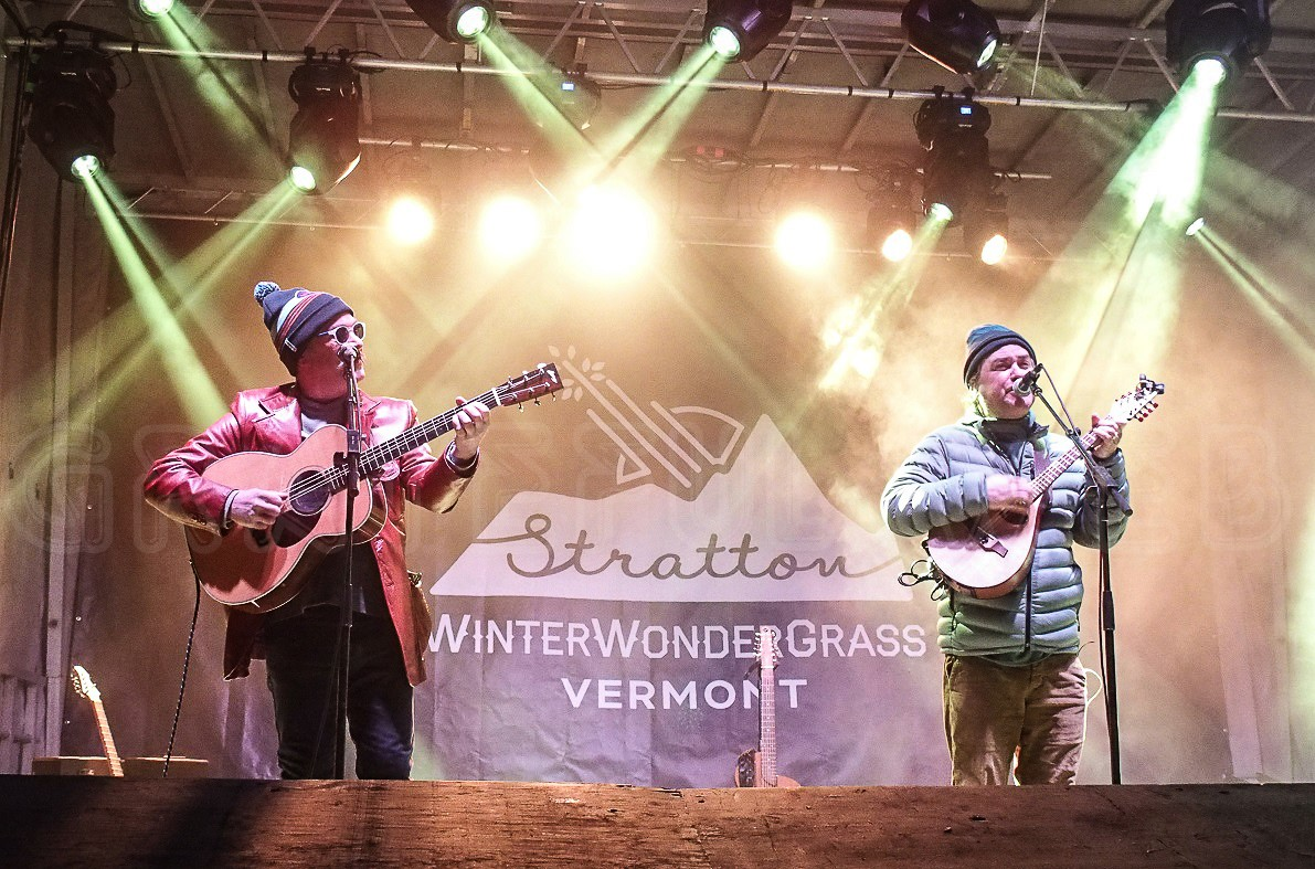 Larry Keel & Keller Williams | WinterWonderGrass-Stratton