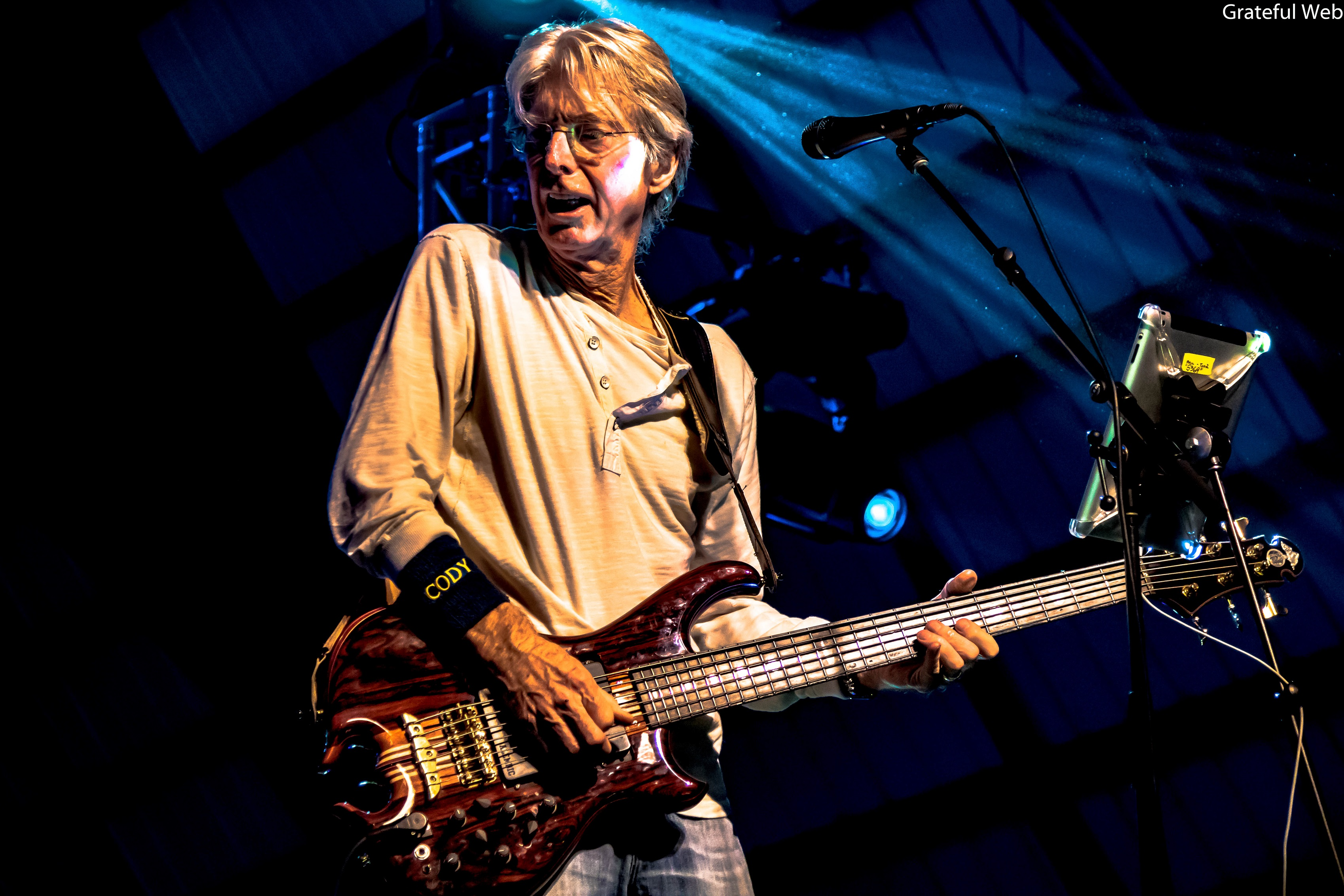 Phil Lesh & The Terrapin Family Band will play Friday, July 26th