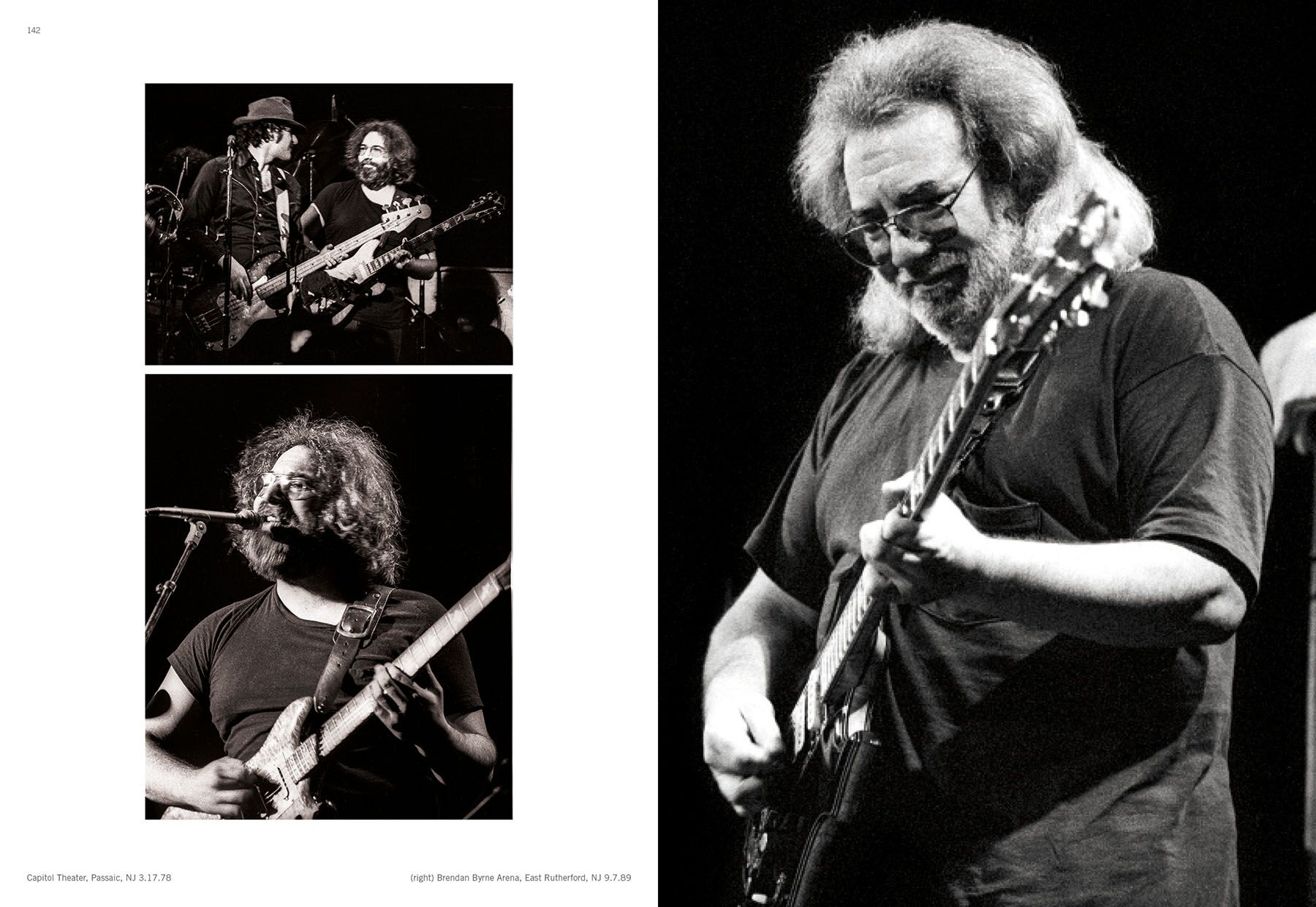 "JGB in Jersey - 3/17/78 & 9/7/89 | ""Just Jerry"""