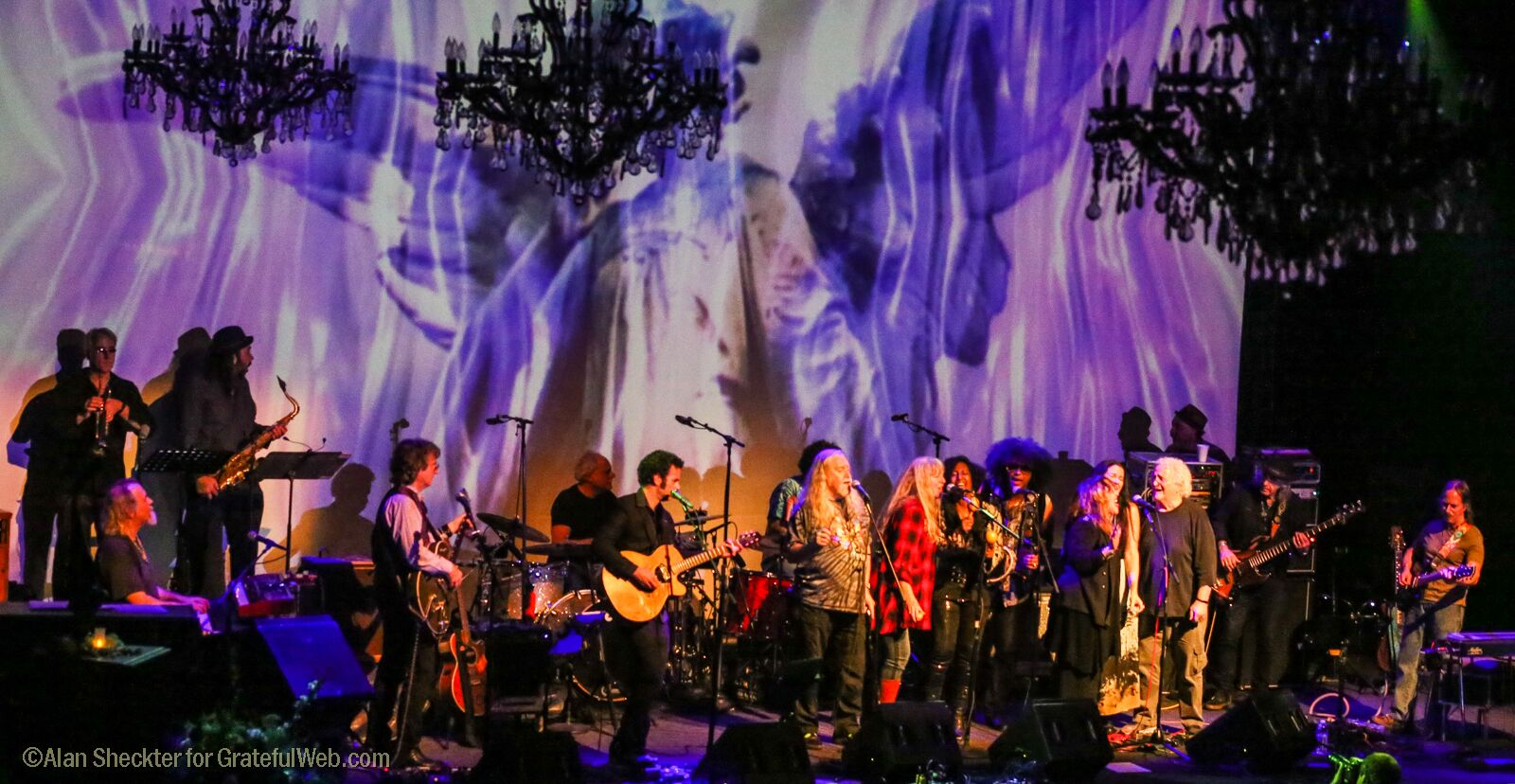 Musicians perform for The Rex Foundation | The Fillmore