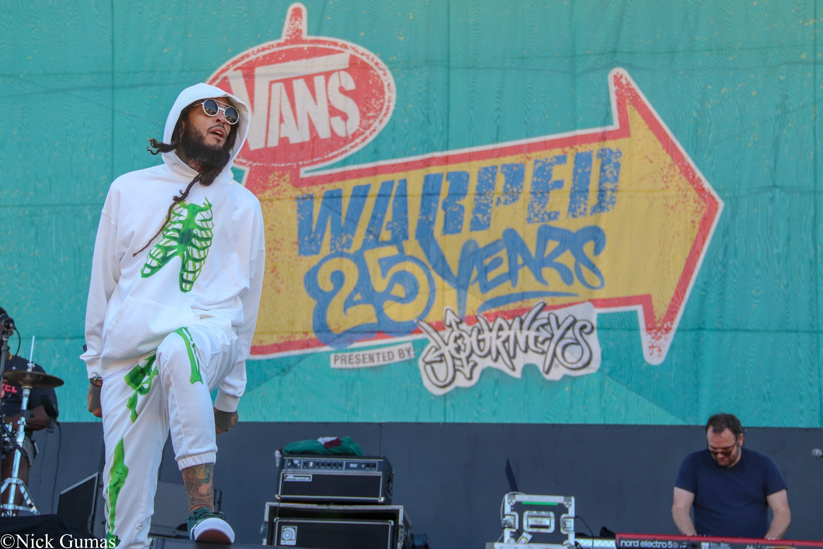 Travie McCoy | Vans Warped Tour