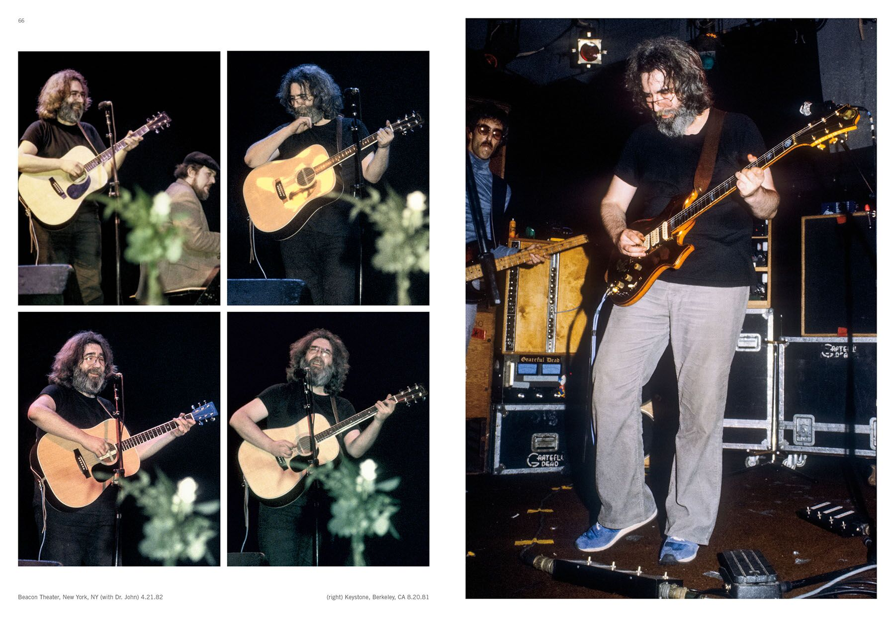 "Beacon Theater - 4/21/82 & Keystone - 8/20/81 | ""Just Jerry"""