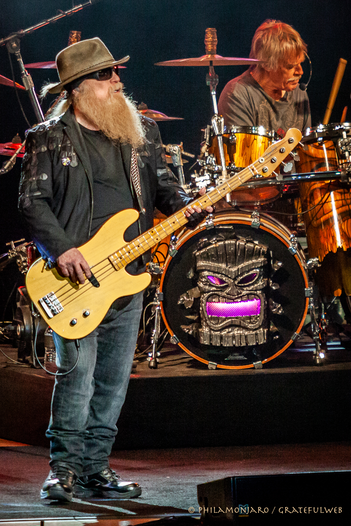 Dusty Hill and Frank Beard | ZZ Top