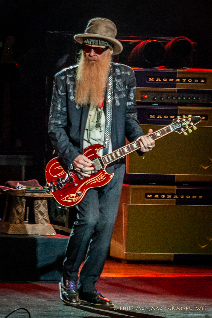 Billy Gibbons | photos by Phillip Solomonson
