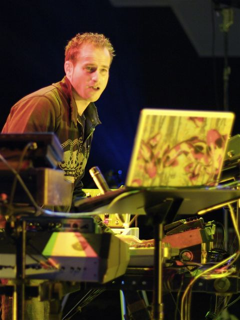 Aron Magner | The Disco Biscuits