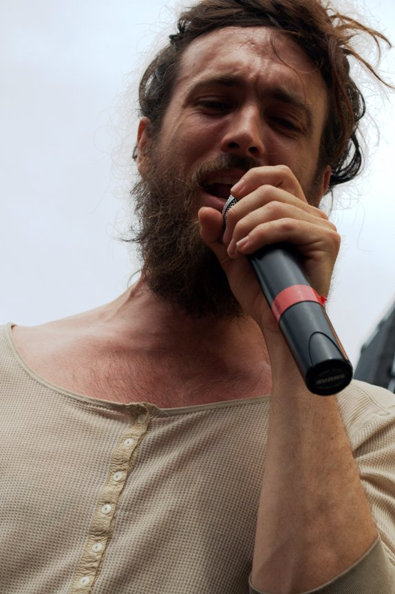 Edward Sharpe will play Wakarusa
