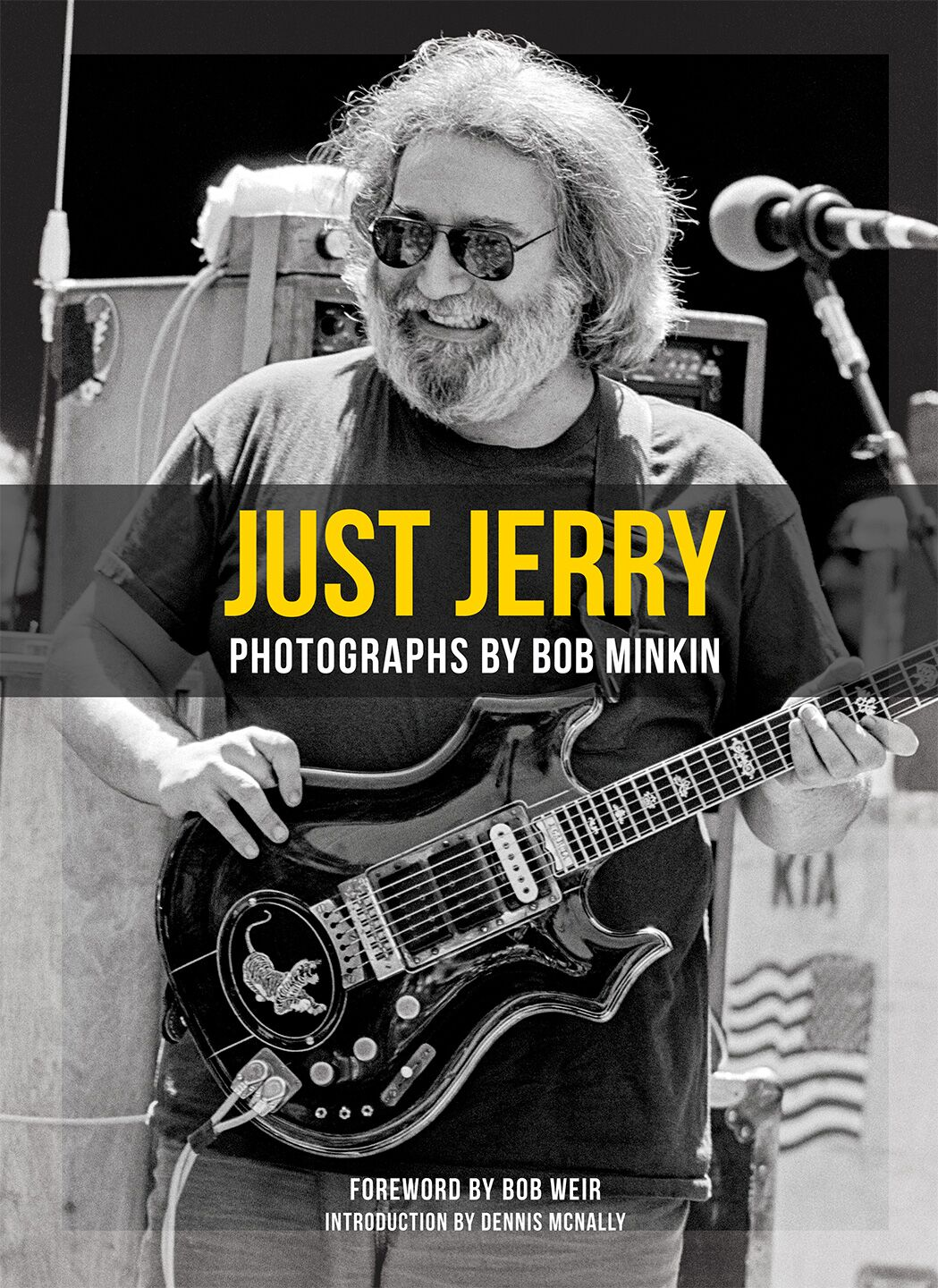 """Just Jerry"" - by Bob Minkin"